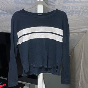 Long-sleeve Abercrombie & Fitch Tee
